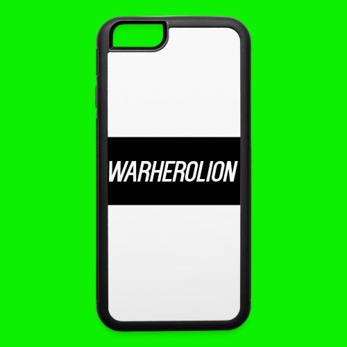 Warherolion iPhone 6/6S phone case Warherolion - iPhone 6/6s Rubber Case