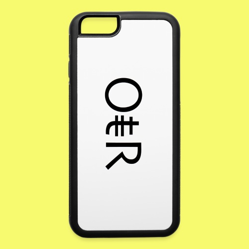 OntheReal ice - iPhone 6/6s Rubber Case