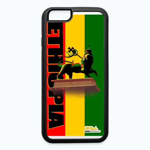 ETHIOPIA - iPhone 6/6s Rubber Case