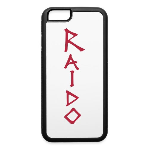 Raido vertical ai - iPhone 6/6s Rubber Case