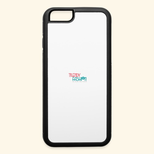 Trendy Fashions Go with The Trend @ Trendyz Shop - iPhone 6/6s Rubber Case