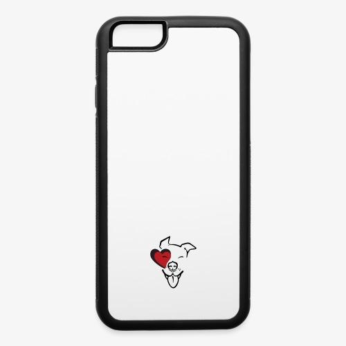 SEPR DOG black - iPhone 6/6s Rubber Case
