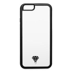 melting black diamond - iPhone 6/6s Rubber Case