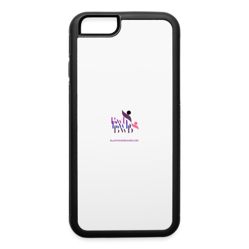 Black Women in Business - iPhone 6/6s Rubber Case
