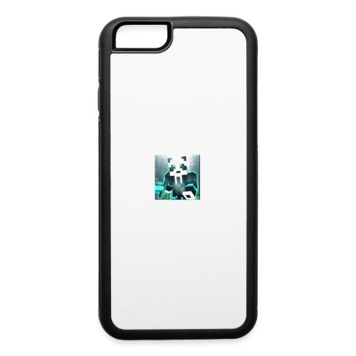 KohdMonster LOGO Merch 300 Subs - iPhone 6/6s Rubber Case