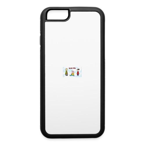 Ed , Edd , And Eddy - iPhone 6/6s Rubber Case