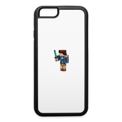 TJtheDJ Diamond Sword Design SMALL - iPhone 6/6s Rubber Case