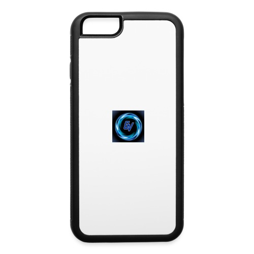 MY YOUTUBE LOGO 3 - iPhone 6/6s Rubber Case