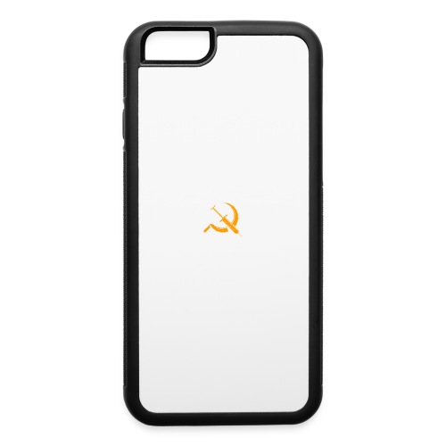 USSR logo - iPhone 6/6s Rubber Case