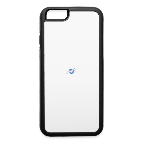 transgender pride moon phone case - iPhone 6/6s Rubber Case
