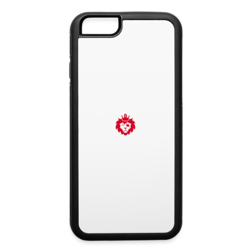 E JUST LION - iPhone 6/6s Rubber Case