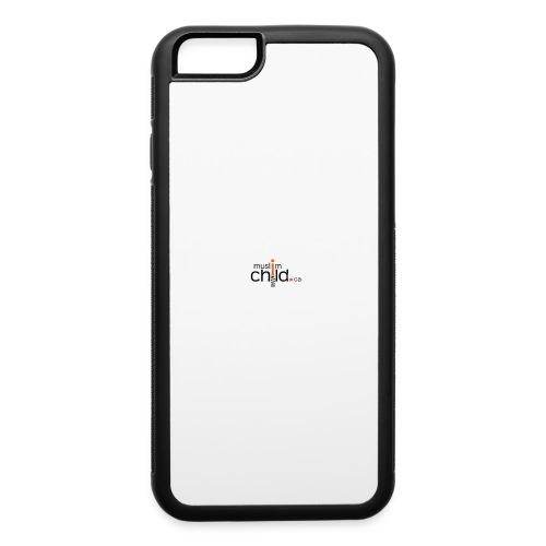 muslimchildlogo - iPhone 6/6s Rubber Case