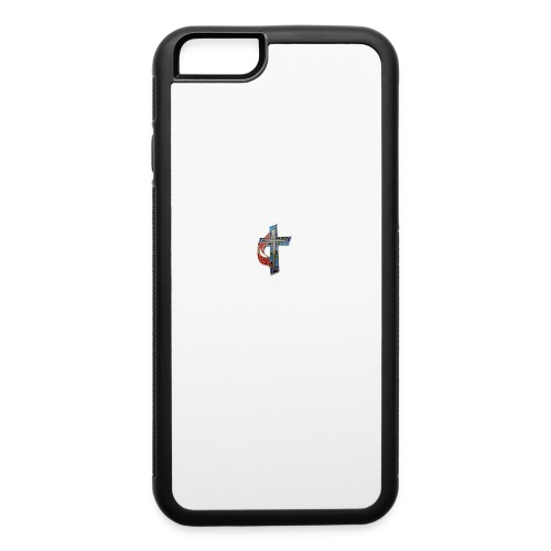 this is the cross - iPhone 6/6s Rubber Case