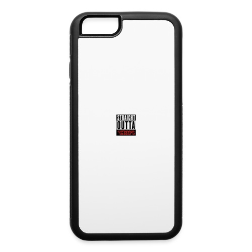 straight outta sheeps - iPhone 6/6s Rubber Case