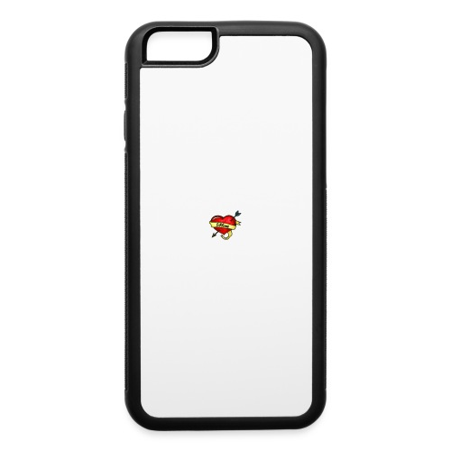 i love mom - iPhone 6/6s Rubber Case