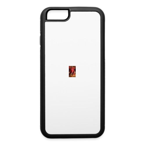 Dragon anger - iPhone 6/6s Rubber Case