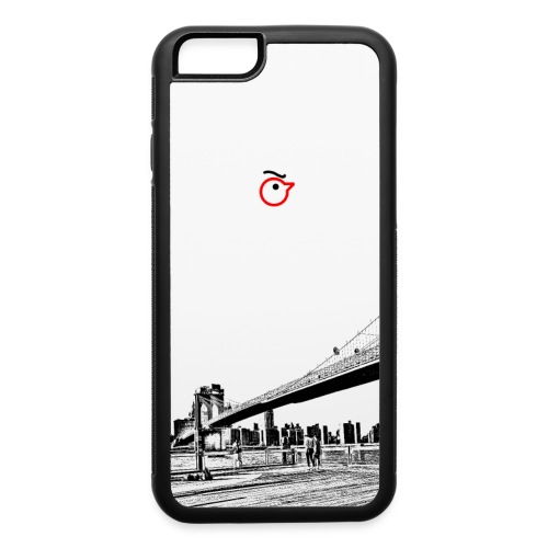 Rocaola Brooklyn - iPhone 6/6s Rubber Case
