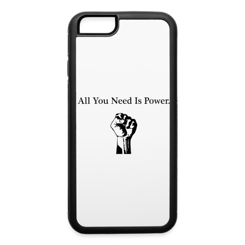 Power - iPhone 6/6s Rubber Case
