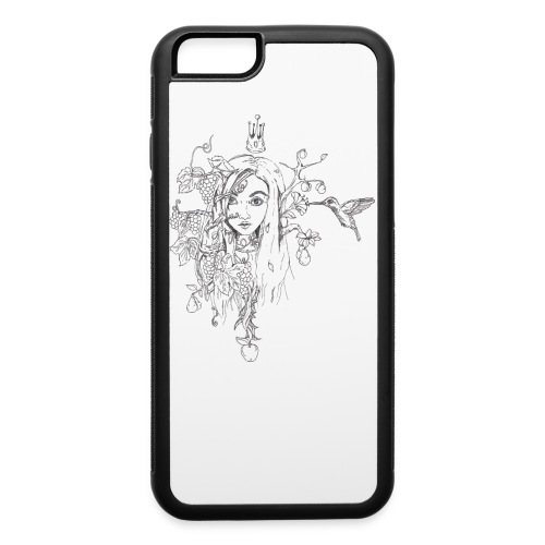 frontgirl - iPhone 6/6s Rubber Case