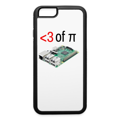 Life of Raspberry Pi 2 - iPhone 6/6s Rubber Case