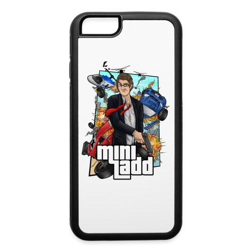 GTA Illustration png - iPhone 6/6s Rubber Case