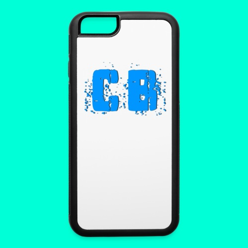 Transparent CB logo - iPhone 6/6s Rubber Case