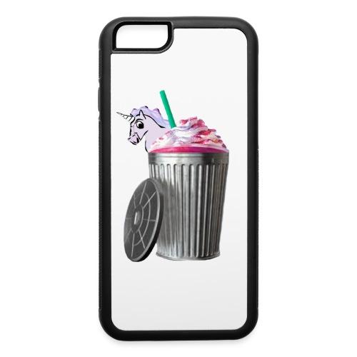 trash brigade unicorn - iPhone 6/6s Rubber Case