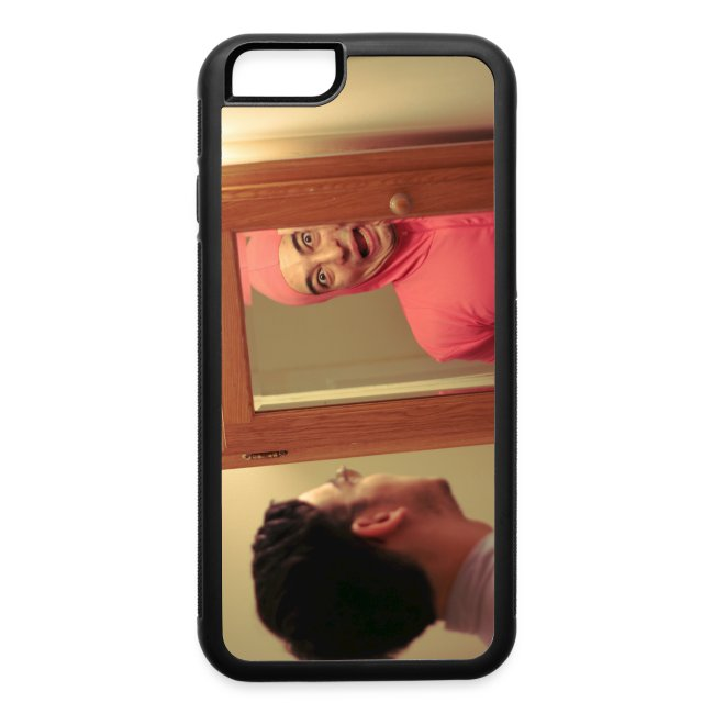 mirror iphone6rubber