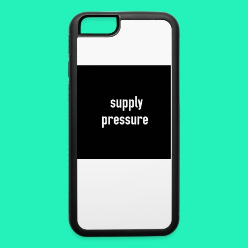 Supply pressure  - iPhone 6/6s Rubber Case