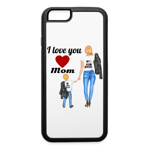 Mother's day gift from daughter, Mother's Day Gift - iPhone 6/6s Rubber Case