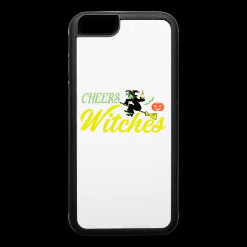 Cheers Witches! | Halloween Drinks - iPhone 6/6s Rubber Case