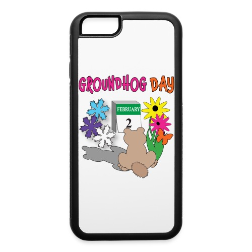 Groundhog Day Dilemma - iPhone 6/6s Rubber Case