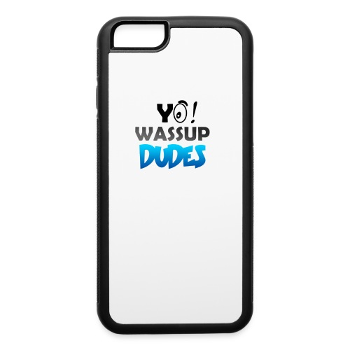 Official CaseyDude Merch! - iPhone 6/6s Rubber Case