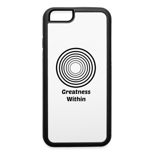 Greatness Within - iPhone 6/6s Rubber Case