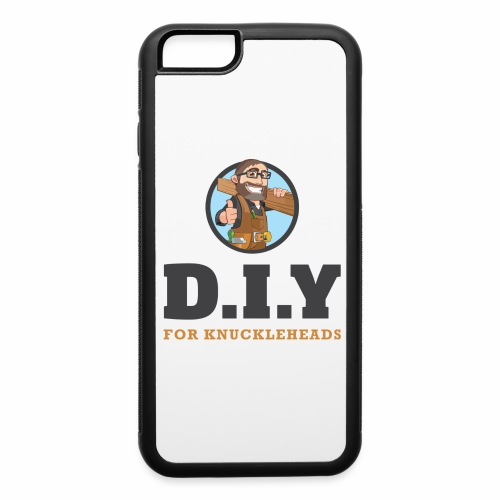 DIY For Knuckleheads Logo. - iPhone 6/6s Rubber Case