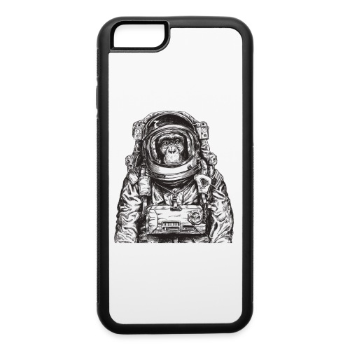 Monkey Astronaut - iPhone 6/6s Rubber Case