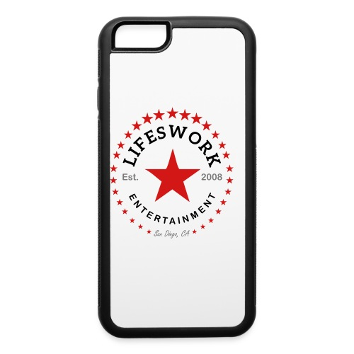 Lifeswork Entertainment - iPhone 6/6s Rubber Case