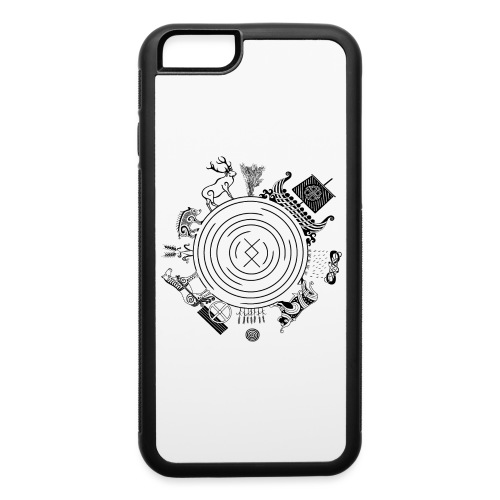 Freyr - God of the World - iPhone 6/6s Rubber Case