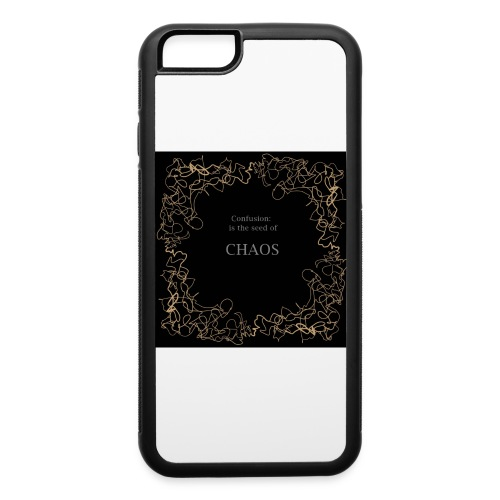 chaos - iPhone 6/6s Rubber Case