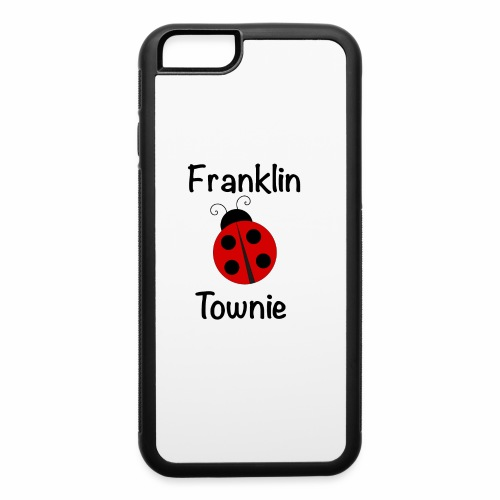 Franklin Townie Ladybug - iPhone 6/6s Rubber Case