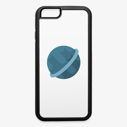 Tiny Blue Planet - iPhone 6/6s Rubber Case