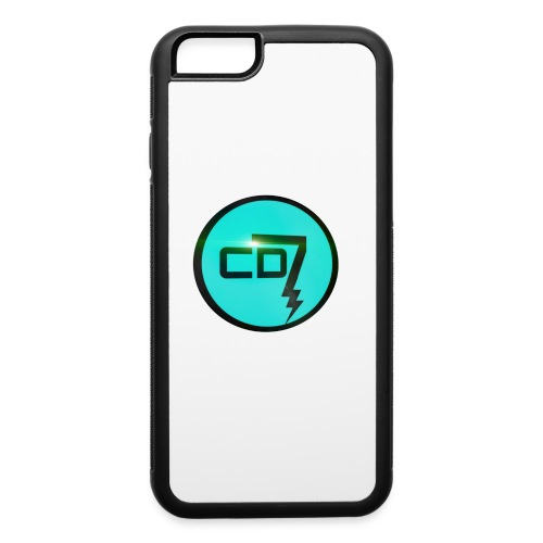 My New Merch. My New Logo. - iPhone 6/6s Rubber Case