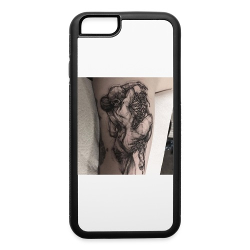 Death - iPhone 6/6s Rubber Case