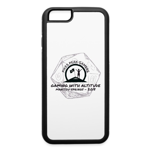 Pikes Peak Gamers Convention 2018 - Accessories - iPhone 6/6s Rubber Case