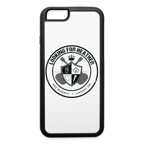 Looking For Heather - Crest Logo - iPhone 6/6s Rubber Case