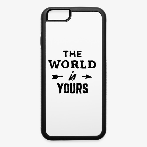 the world - iPhone 6/6s Rubber Case