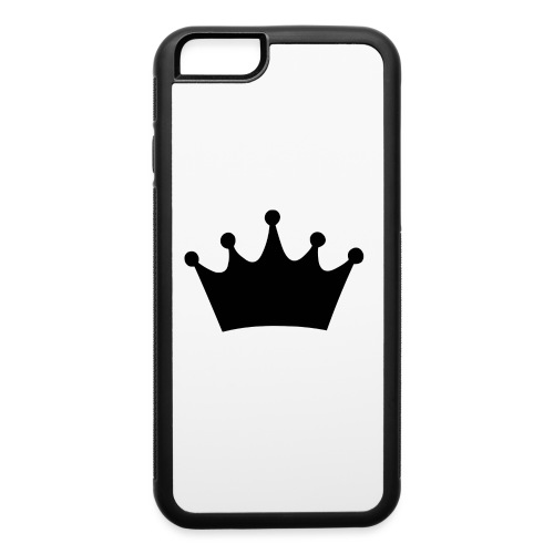 CROWN - iPhone 6/6s Rubber Case
