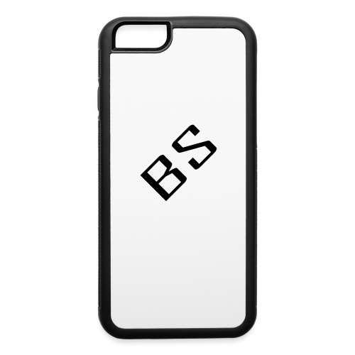 BS Shirt - iPhone 6/6s Rubber Case