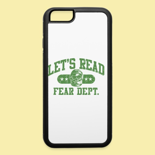 Athletic - Fear Dept. - iPhone 6/6s Rubber Case