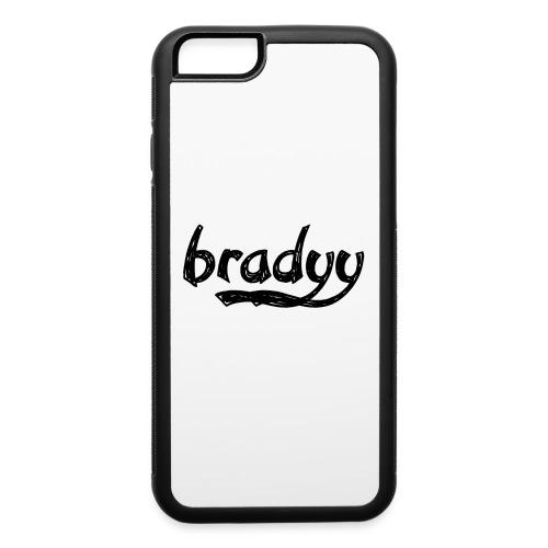 Bradyy iPhone Case - iPhone 6/6s Rubber Case